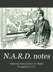 N.A.R.D. Notes: Volume 15, Issue 16