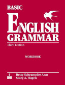 Basic English Grammar Book PDF