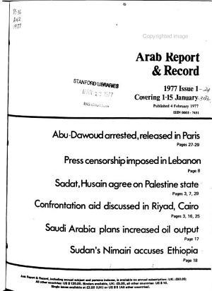 ARR PDF