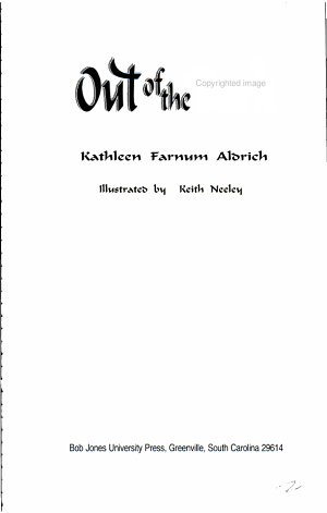 Out of the Dark PDF