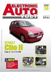 Manuale di elettronica Renault Clio II: 1.4 e 1.6 16 valvole - EAV13