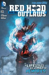 Red Hood and the Outlaws (2011-) #20