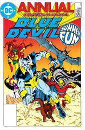 Blue Devil Annual (1985-) #1