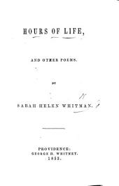 Hours of Life, and other poems