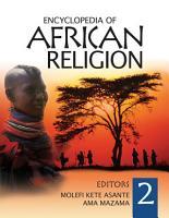 Encyclopedia of African Religion PDF