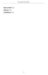 Nineteenth Century Prose PDF