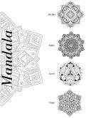 Mandala Art Deco Indian Scared Tribal