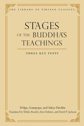 Stages of the Buddha's Teaching: Three Key Texts