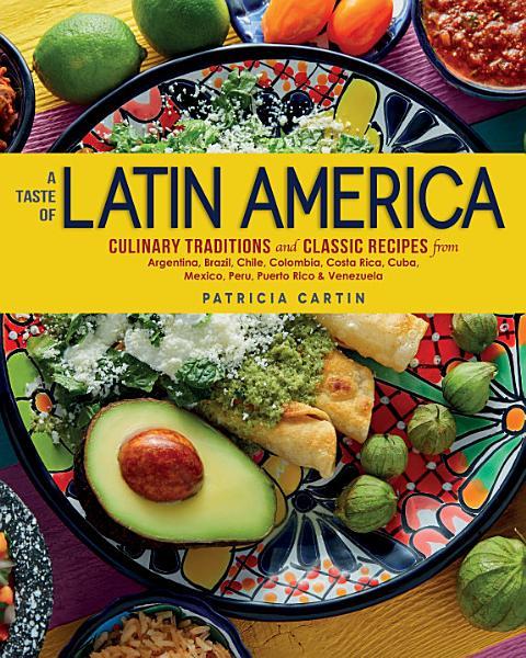 Download A Taste of Latin America Book