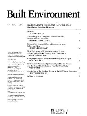 Built Environment PDF