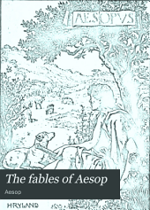 The Fables of Aesop: Volume 2