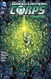 Green Lantern Corps (2011-) #27