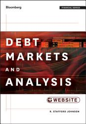 Debt Markets And Analysis Book PDF