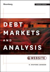Debt Markets and Analysis PDF