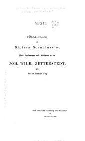 Finlands tvåvingade insekter, (Diptera) förtecknade: och i korthet beskrifne, Nide 1