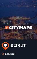 City Maps Beirut Lebanon