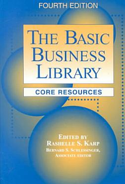 The Basic Business Library PDF