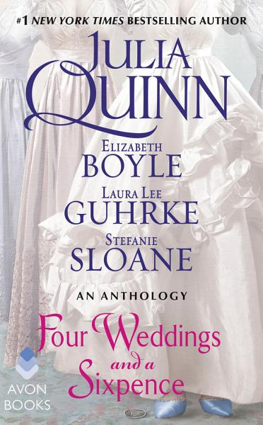 Download Four Weddings and a Sixpence Book