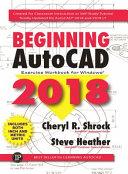 Beginning AutoCAD 2018 PDF