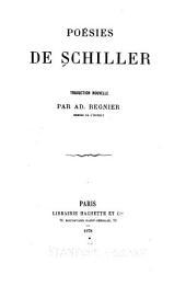 Œuvres de Schiller ...: Volume1