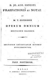 Opera omnia ex recensione Jo. Augusti Ernesti