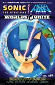 Sonic Mega Man Worlds Unite 1