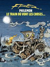 Philémon - tome 16 - Le train où vont les choses...