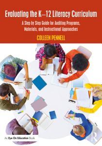 Evaluating the K   12 Literacy Curriculum PDF