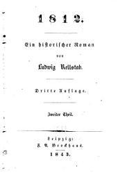 1812: ein Historischer Roman, Band 2