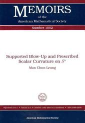 Supported Blow-up and Prescribed Scalar Curvature on Sn