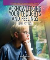 Acknowledging Your Thoughts and Feelings  Reflecting PDF