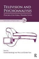 Television and Psychoanalysis