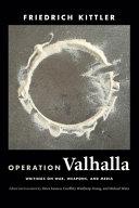 Operation Valhalla PDF
