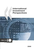 International Investment Perspectives 2006 PDF