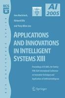 Applications and Innovations in Intelligent Systems XIII PDF