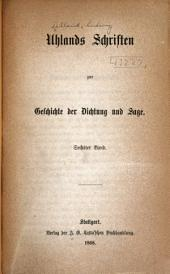 Uhlands Schriften zur Geschichte der Dichtung und Sage: bd. Sagenforschungen. I. Der Mythus von Thôr nach Nordischen Quellen. II. Odin. 1868