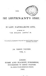 The First Lieutenant s Story PDF