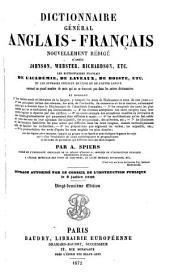 Dictionnaire Général Anglais-français