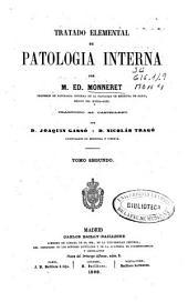 Tratado elemental de patologia interna: Volumen 2