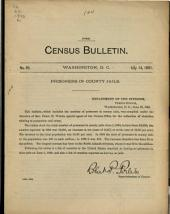 Census Bulletin: Issue 95