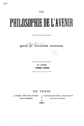 Revue internationale du socialisme rationnel: Volume19