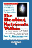 The Healing Nutrients Within PDF