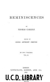Reminiscences: Volume 2