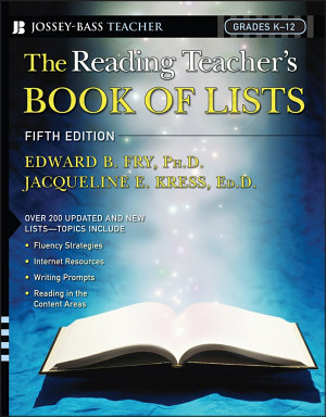 The Teachers Book Of Lists