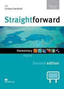 Straightforward Elementary Level Iwb DVD ROM  Multiple User