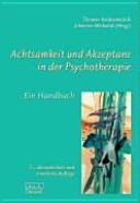 Achtsamkeit und Akzeptanz in der Psychotherapie PDF
