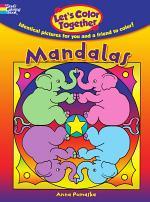 Let's Color Together -- Mandalas