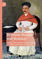 Between Boston and Bombay PDF