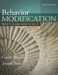 Behavior Modification Book
