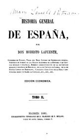 Historia general de España: Volumen 2